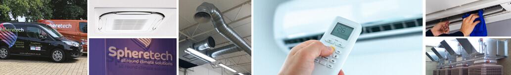 air conditioning - fresh air ventilation
