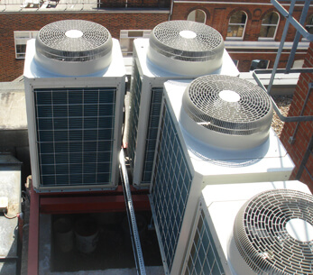 Charterhouse Street climate control system