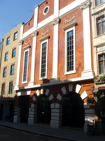 Charterhouse Street