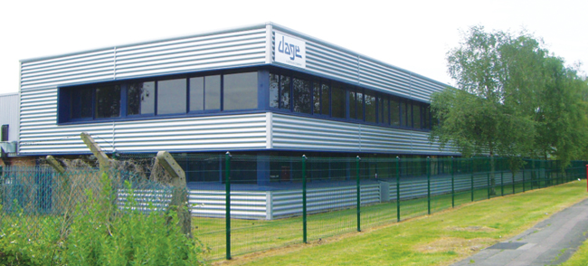 Dage Precision environment system design