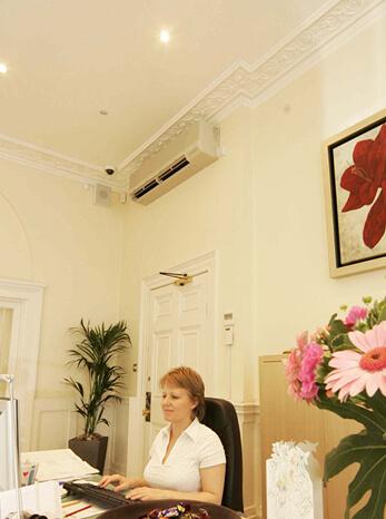 Lenta Business Centres air conditioning