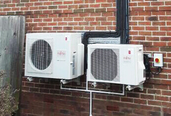 The Mary How Trust Air Conditioning