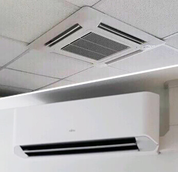 Mary How Trust AC Installed