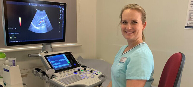 Mary How Trust Ultrasound