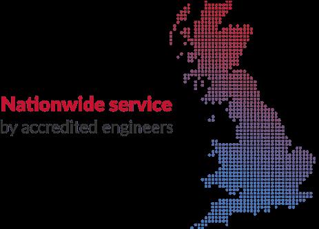 Nationwide service