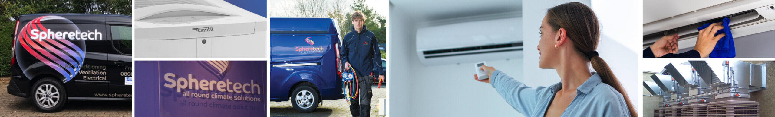 air ventilation spheretech