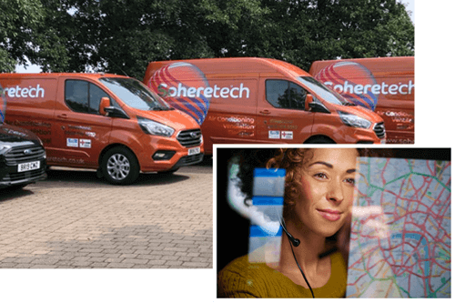 Spheretech air conditioning fleet