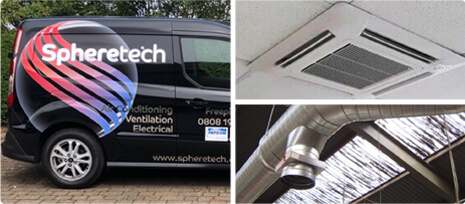 UK leader in air conditioning